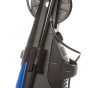 SILVERLINE PRESSURE WASHER 1800 W, MAX. 165 BAR WITH HOSE REEL
