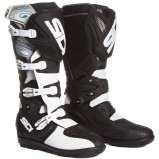 SIDI MX BOOTS X-3 SRS WHITE/BLACK