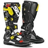 SIDI MX BOOTS CROSSFIRE 3 WHITE/BLACK/FLUO YELLOW