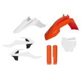 ACERBIS PLASTIC KIT FULL-KIT KTM SX 65 16-18, REPLICA 17