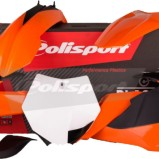 Polisport Plastic Kit sx85 13-16 ink airbox white nr pl