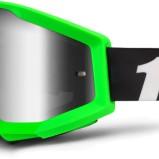 100% Strata Arkon - Mirror Silver Lens