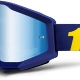 100% Strata Hope - Mirror Blue Lens