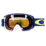 OAKLEY GOGGLE O2 MX FLIGHT LANCERS - DARK GREY