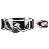 OAKLEY MX GOGGLE FRONT LINE MX WHITE SPEED MATTE - CLEAR