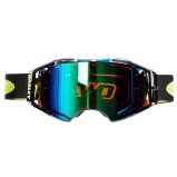 OAKLEY GOGGLE AIRBRAKE MX CHAD REED SIGNATURE: SPEED STRIPE - PRIZM MX JADE ANTI-FOG