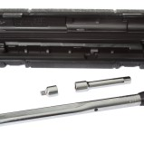 ZANBALINE TORQUE WRENCH 1/2, 30-210 NM, INCL. ADAPTER