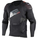 LEATT PROTECTOR JACKET 3DF AIRFIT BLACK