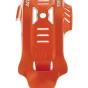 ACERBIS SKID PLATE KTM SX-F 450, HUSQVARNA FC 450, ORANGE