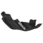 ACERBIS SKID PLATE KTM EXC-F, HUSQVARNA FE 17-19, BLACK