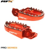 RFX Pro Series 2 Footrests KTM