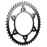 FRITZEL REAR SPROCKET ZACKENKÖNIG ULTRALIGHT HUSQVARNA, HUSABERG, KTM, 520 PITCH, BLACK, STEEL