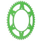 FRITZEL REAR SPROCKET ZACKENKÖNIG ULTRALIGHT BETA, HUSABERG, HUSQVARNA, KTM, 520 PITCH, GREEN, STEEL