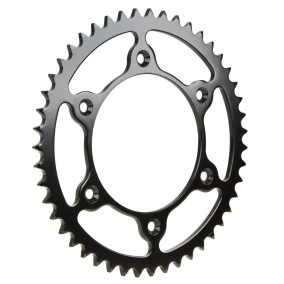 FRITZEL REAR SPROCKET ZACKENKÖNIG ULTRALIGHT HUSQVARNA, HUSABERG, KTM, 520 PITCH, BLACK, STEEL - 46
