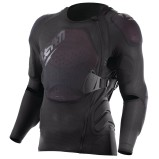 LEATT PROTECTOR JACKET 3DF AIRFIT LITE BLACK
