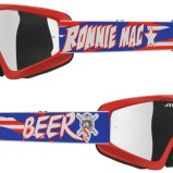 EKS Gox Ronnie Mac Goggle - With Mirror Lens