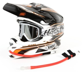 USWE Helmet Handsfree Kit -