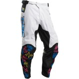 THOR MX PANTS PULSE FAST BOYZ White