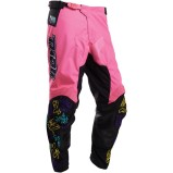 THOR MX PANTS PULSE FAST BOYZ Pink