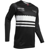THOR JERSEY PRIME PRO BADDY Black