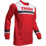 THOR JERSEY PULSE PINNER Red