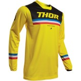THOR JERSEY PULSE PINNER Yellow
