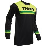 THOR JERSEY PULSE PINNER Black/Acid
