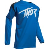 THOR JERSEY SECTOR LINK Blue