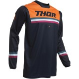 THOR JERSEY PULSE PINNER Midnight/Orange