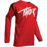 THOR KIDS JERSEY SECTOR LINK Red