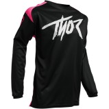 THOR KIDS JERSEY SECTOR LINK Pink