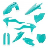 PLASTIK FULL KITS KTM SX/SXF 16-18 - TEAL