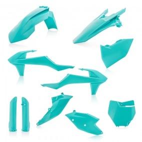 PLASTIK FULL KITS KTM SX/SXF 16-18 - TEAL