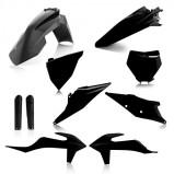 FULL KIT PLASTIC KTM SX/SFX 2019 - 2020BLACK