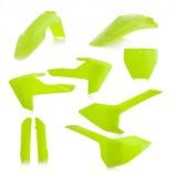 FULL PLASTIC KITS HUSQVARNA TC/FC 16-18 (NO TC 250 16) - FLO YELLOW
