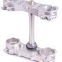 X-Trig ROCS Triple Clamp Kit - 21,5 MM OFFSET - Silver