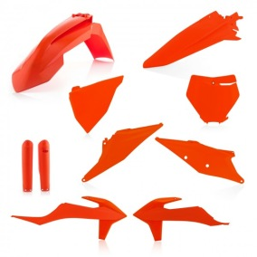 FULL KIT PLASTIC KTM SX/SFX 2019 -2020 ORANGE