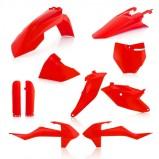 FULLFULL KIT PLASTIC KTM 85 18/20 - FLUO ORANGE KIT PLASTIC KTM 85 18/20 - FLUO ORANGE