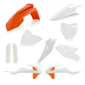 FULL KIT PLASTIC KTM 85 18/20 - standard
