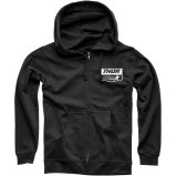 THOR FLEECE STAR RACING BLACK