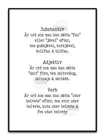 Svensk spåklära