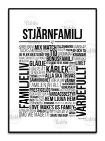Stjärnfamilj