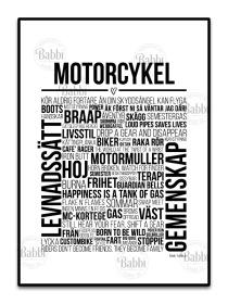 Motorcykel levnadssätt/gemenskap