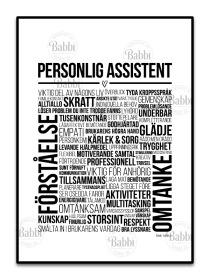 Personlig assistent