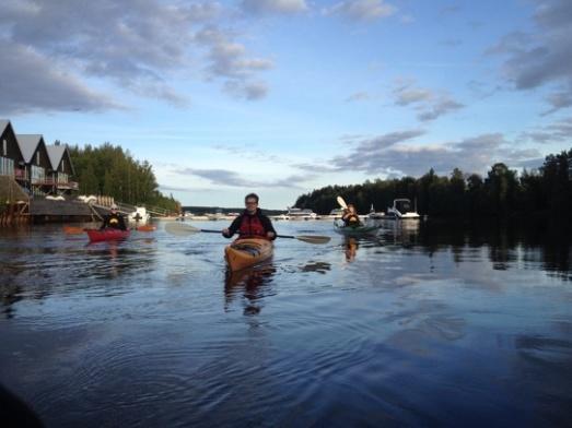 Bild ifrån Umeåregionen. Copyright och fotograf Visitumea.