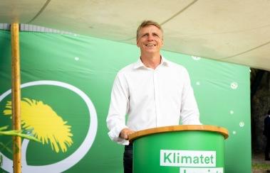 Copyright Miljöpartiets partikansli. Fotograf okänd.