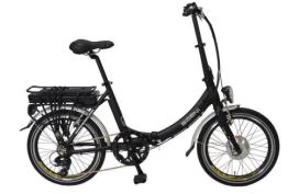 Hyr el-cykel