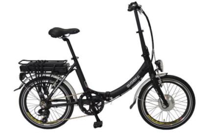 hyr elcykel