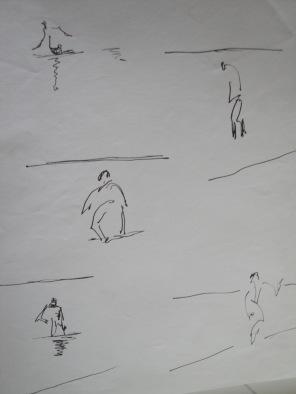 Badande/ Bathing