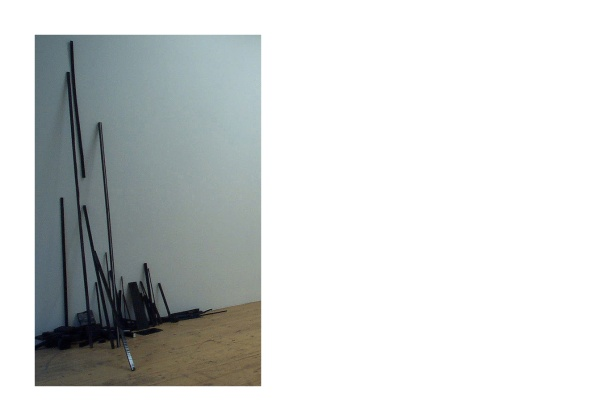 Tredimensionella skuggor, (I:a redovisningen)/ Three dimensional shadows( 1st Survey)